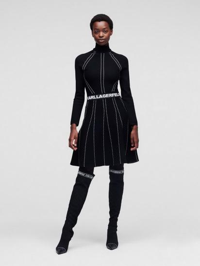 Сукня Karl Lagerfeld модель 216W2031_999 — фото - INTERTOP