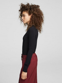 Кофты и свитера женские Karl Lagerfeld модель 96KW2004_999_0041 качество, 2017