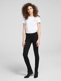 Брюки жіночі Karl Lagerfeld модель 96KW1105_D10_0041 - фото