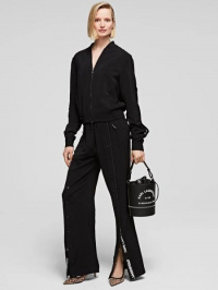 Кофты и свитера женские Karl Lagerfeld модель 96KW1402_999_0041 качество, 2017