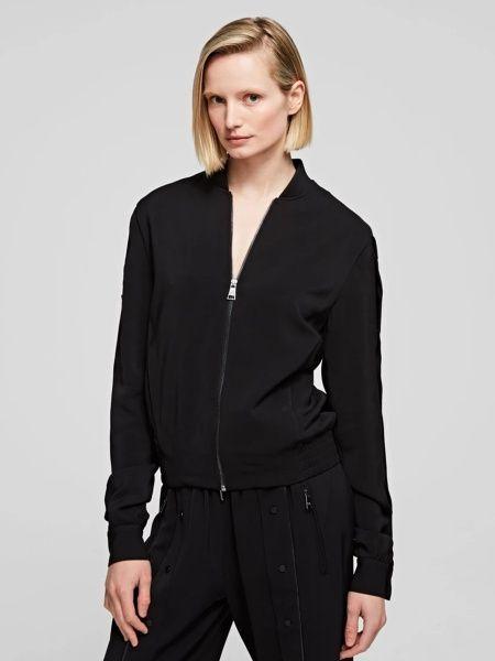 Кофты и свитера женские Karl Lagerfeld модель 96KW1402_999_0041 отзывы, 2017