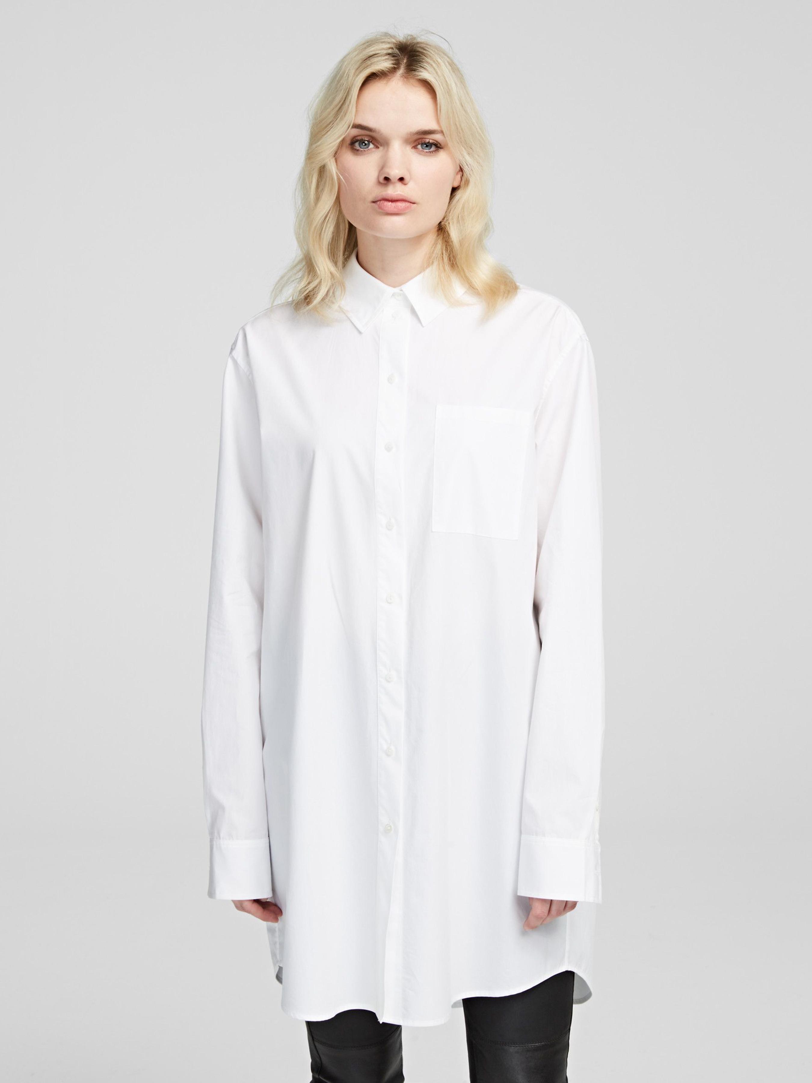 Karl Lagerfeld Блуза жіночі модель 96KW1604_100_0041 придбати, 2017