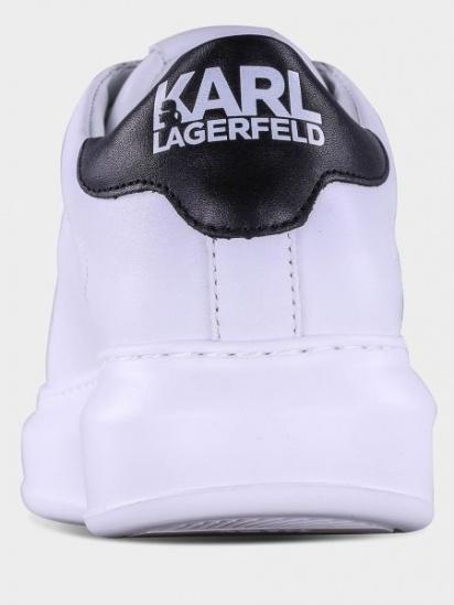 Кеди низькі Karl Lagerfeld модель KL62530_011_0041 — фото 3 - INTERTOP