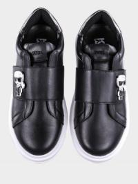 Кеды женские Karl Lagerfeld KL62535_007_0041 купить в Интертоп, 2017
