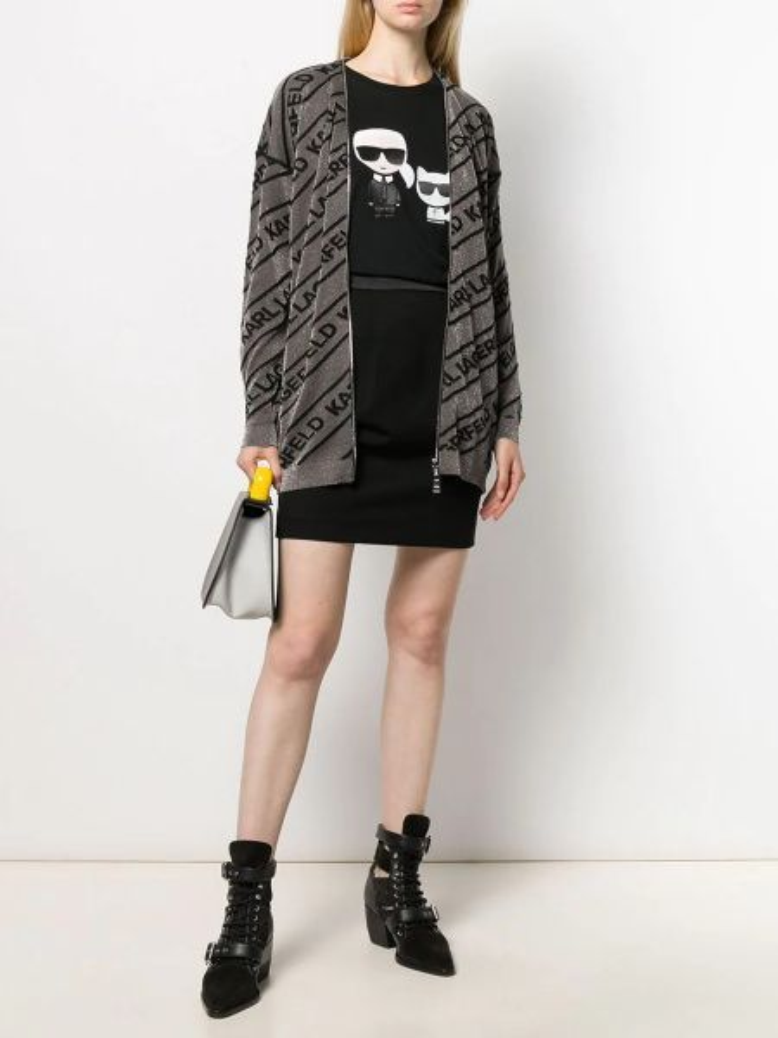 Кофта женские Karl Lagerfeld модель UV63 качество, 2017