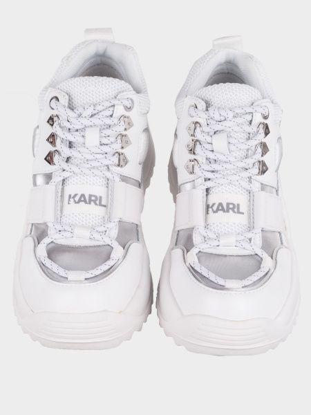 Кроссовки женские Karl Lagerfeld UV67 брендовая обувь, 2017