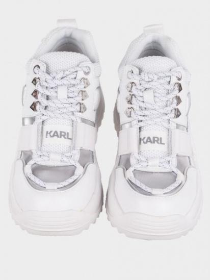 Черевики Karl Lagerfeld модель KL61525_411_0041 — фото 5 - INTERTOP