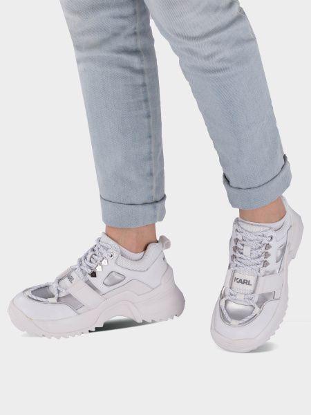 Кроссовки женские Karl Lagerfeld UV67 размеры обуви, 2017