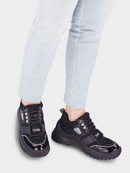 Кроссовки женские Karl Lagerfeld UV69 брендовая обувь, 2017
