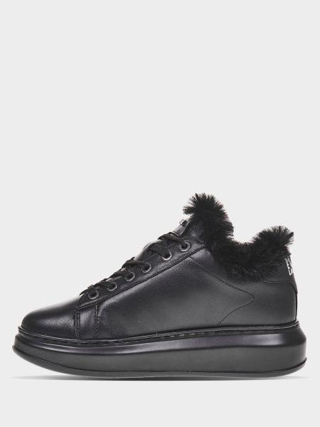 Полуботинки женские Karl Lagerfeld KAPRI Karl Ikonic Fur Lace UV71 обувь бренда, 2017