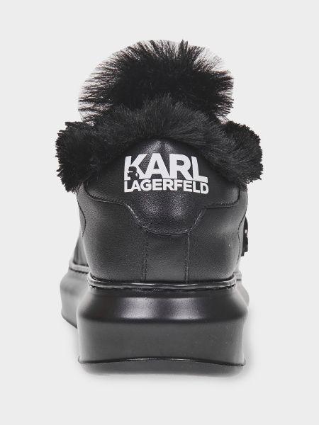 Полуботинки женские Karl Lagerfeld KAPRI Karl Ikonic Fur Lace UV71 , 2017