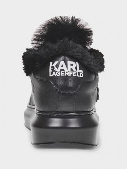 Напівчеревики Karl Lagerfeld - фото