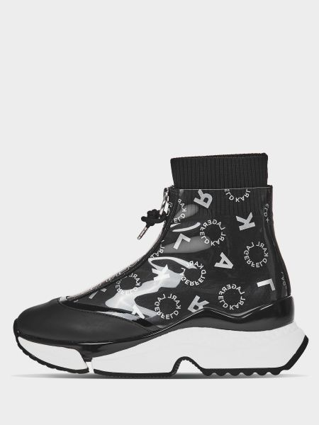 Полуботинки женские Karl Lagerfeld AVENTUR Jacquard Ankle Boot UV72 , 2017