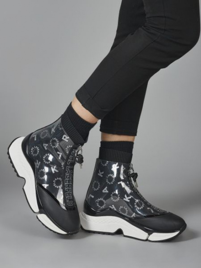 Полуботинки женские Karl Lagerfeld AVENTUR Jacquard Ankle Boot UV72 выбрать, 2017