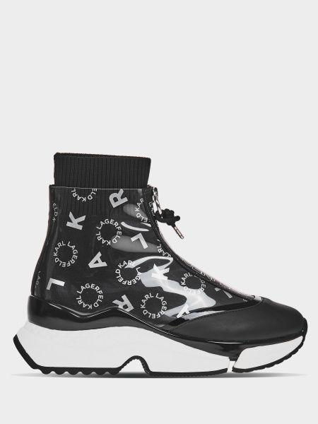 Полуботинки женские Karl Lagerfeld AVENTUR Jacquard Ankle Boot UV72 обувь бренда, 2017