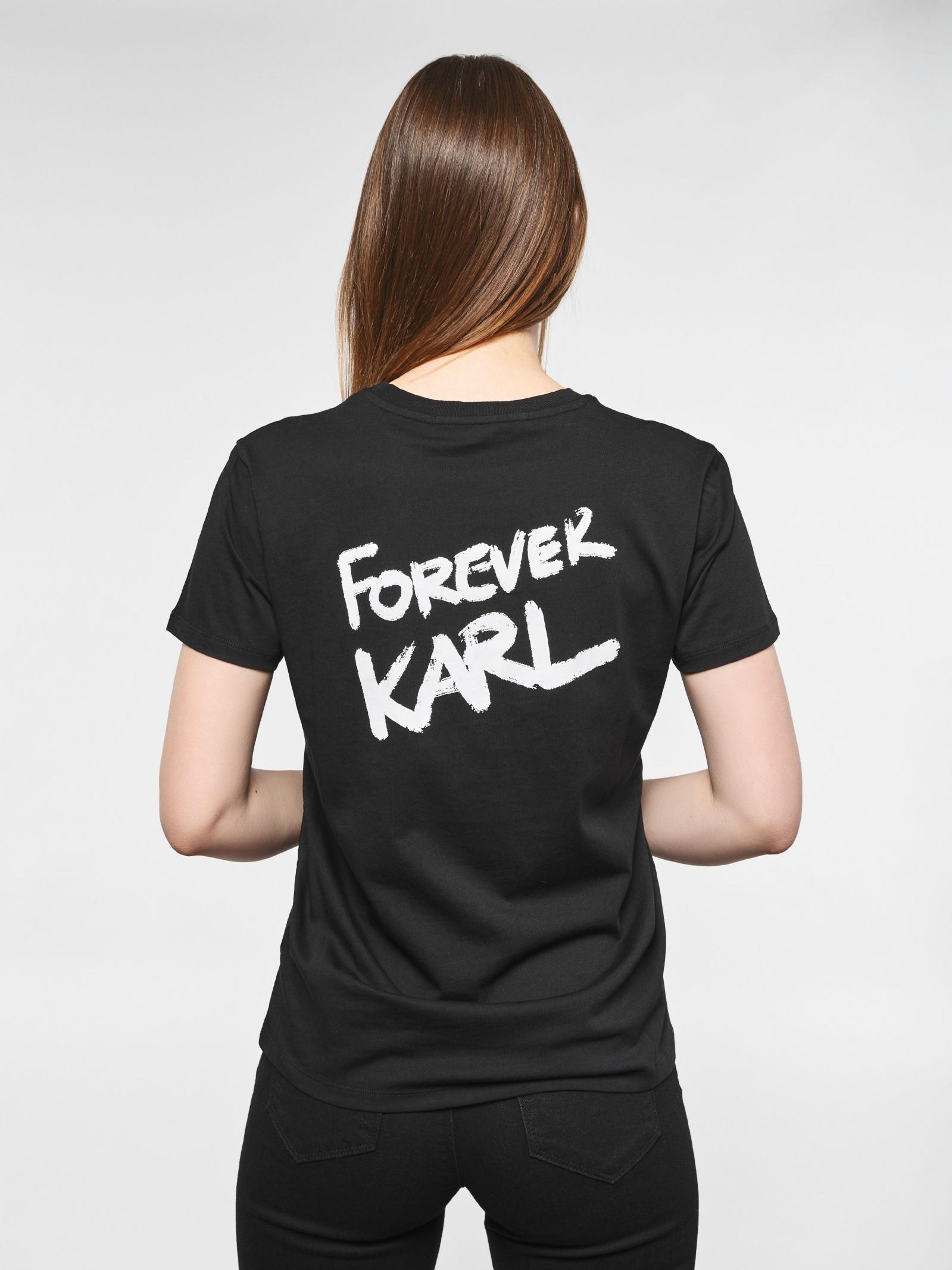 Футболка женские Karl Lagerfeld модель UV73 отзывы, 2017