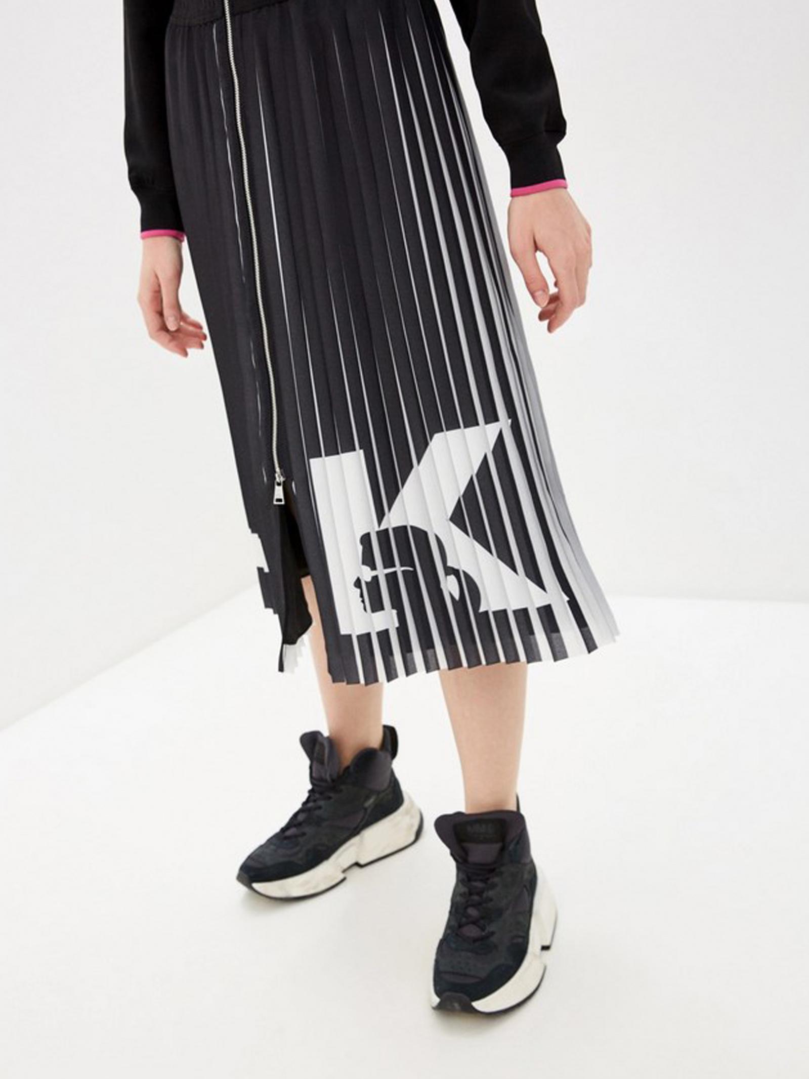 Платье женские Karl Lagerfeld модель 201W1301_999_0041 , 2017