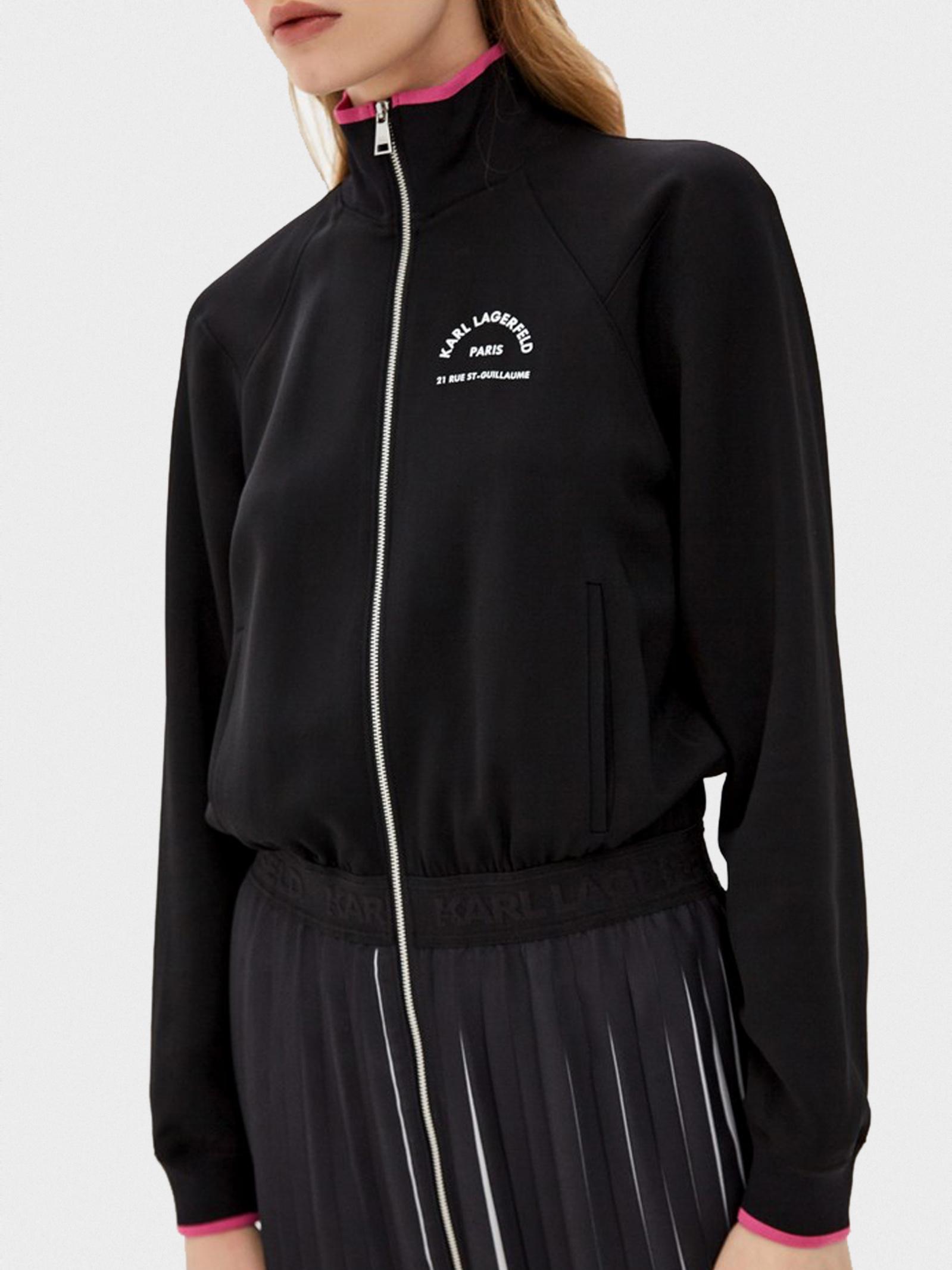 Платье женские Karl Lagerfeld модель 201W1301_999_0041 купить, 2017
