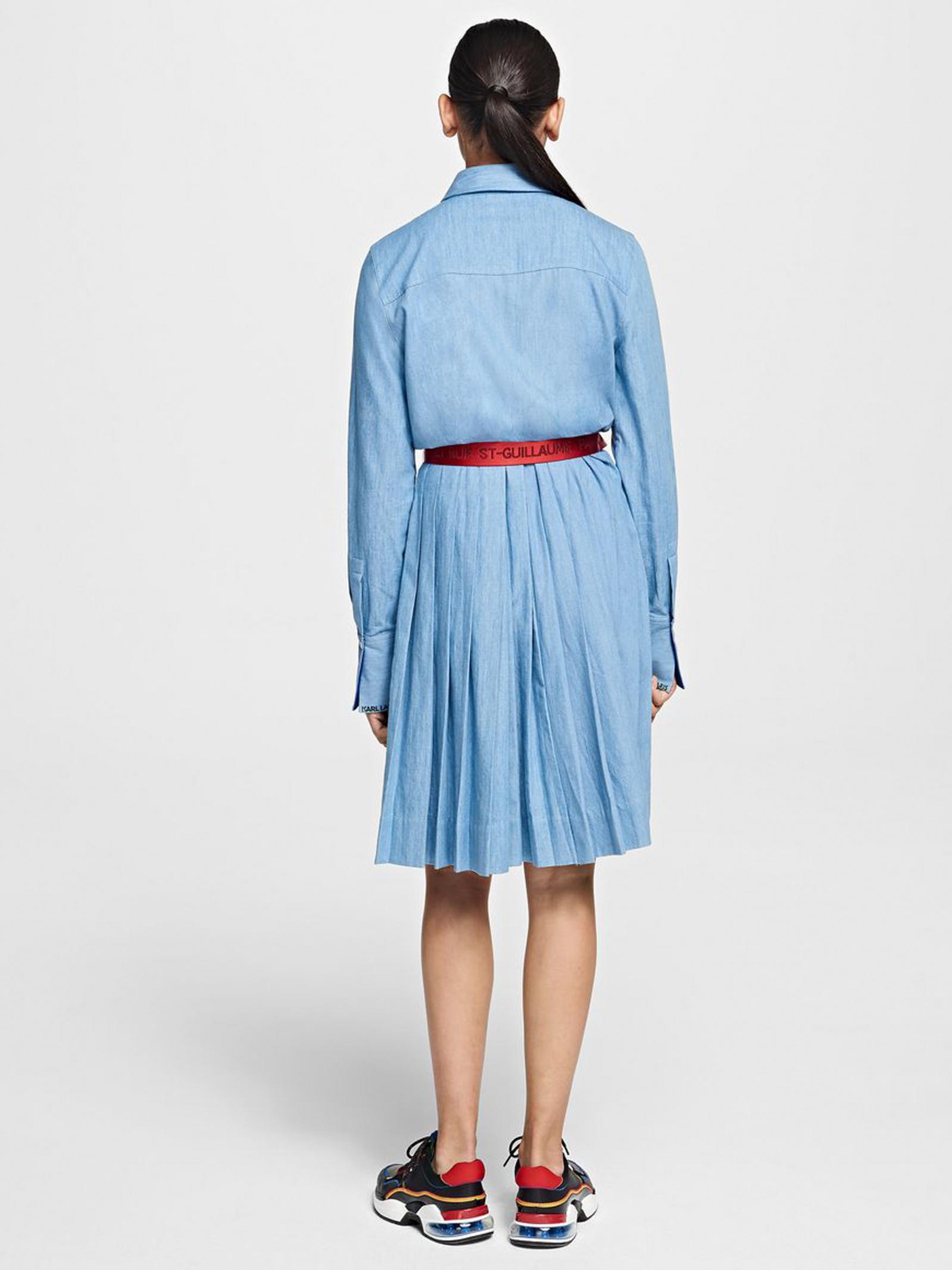 Платье женские Karl Lagerfeld модель 201W1305_394_0041 приобрести, 2017