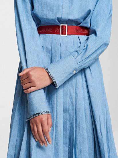 Платье женские Karl Lagerfeld модель 201W1305_394_0041 цена, 2017