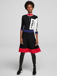 Платье женские Karl Lagerfeld модель 201W2005_999_0041 цена, 2017