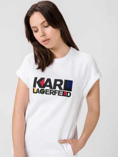 Karl Lagerfeld Футболка жіночі модель 201W1817_100_0041 , 2017
