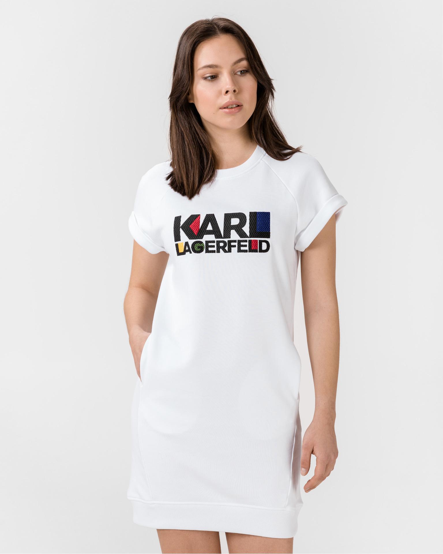 Karl Lagerfeld Футболка жіночі модель 201W1817_100_0041 придбати, 2017