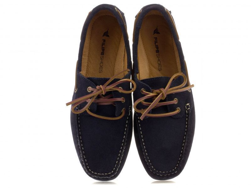 Мокасины для мужчин Filipe Shoes UZ29 цена обуви, 2017