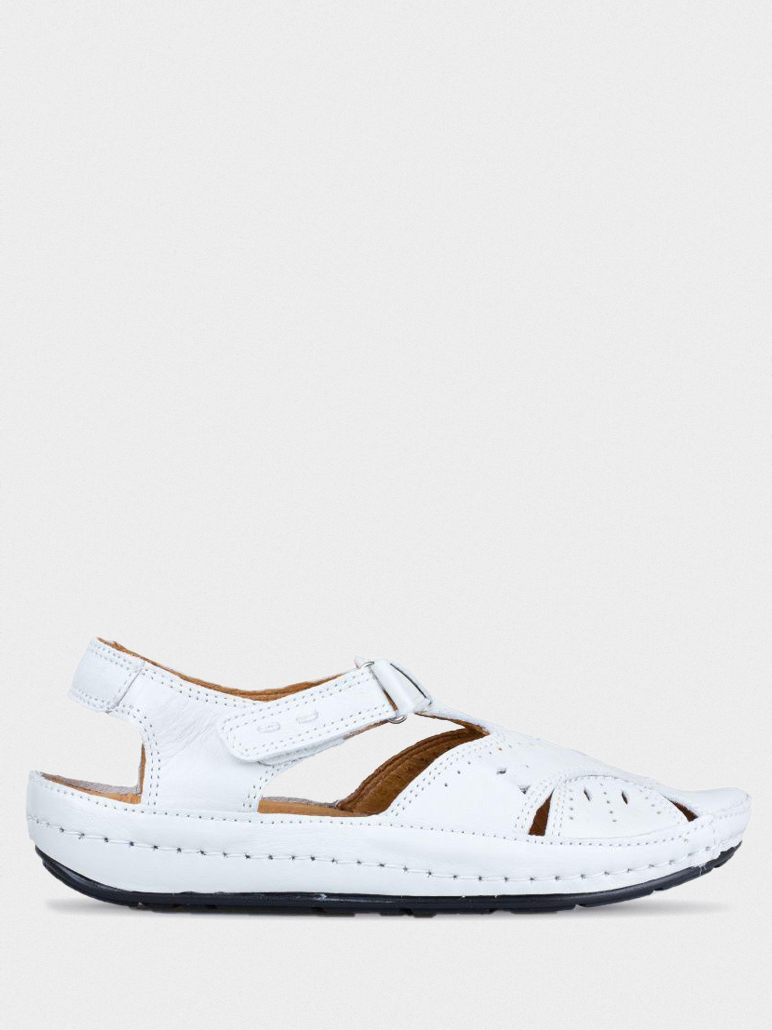Купить Сандалии женские Filipe Shoes UZ45, Белый
