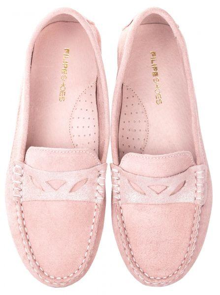 Мокасины для женщин Filipe Shoes мокасини жін.(36-41) UZ55 брендовая обувь, 2017