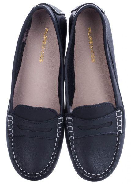 Мокасины для женщин Filipe Shoes мокасини жін.(36-41) UZ57 брендовая обувь, 2017