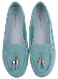 Мокасины для женщин Filipe Shoes мокасини жін.(36-41) UZ61 брендовая обувь, 2017