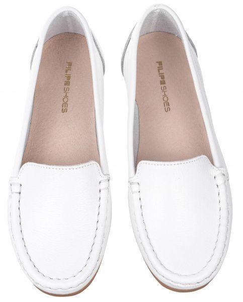 Мокасины для женщин Filipe Shoes мокасини жін.(36-41) UZ62 брендовая обувь, 2017