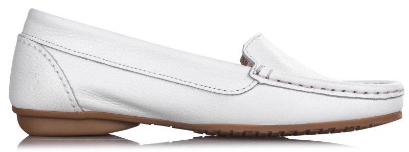 Купить Мокасины женские Filipe Shoes мокасини жін.(36-41) UZ62, Белый