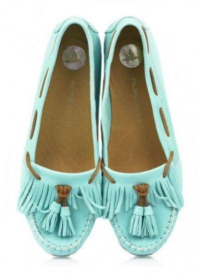 Мокасины женские Filipe Shoes 8843 , 2017