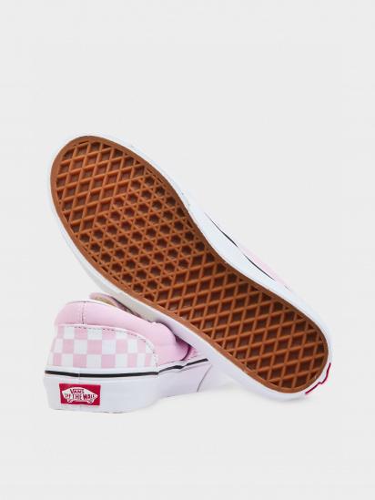 Сліпони Vans Classic Slip-On - фото