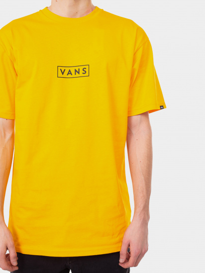 Футболка Vans Classic Easy Box модель VN0A5E81Z5K1 — фото 3 - INTERTOP