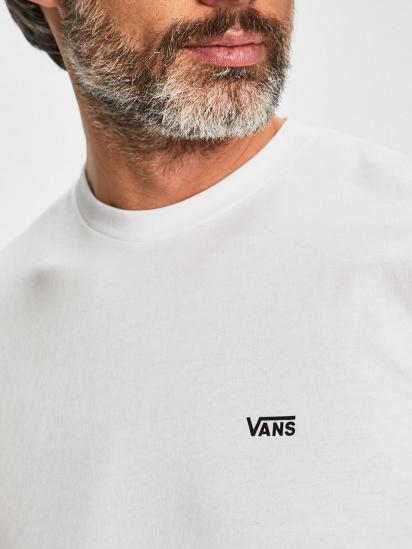 Футболка Vans Left Chest Logo модель VN0A3CZEYB21 — фото 4 - INTERTOP
