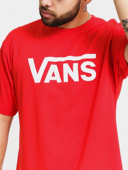 Футболка Vans Classic модель VN000GGGDS81 — фото 3 - INTERTOP