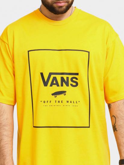 Футболка Vans CLASSIC PRINT BOX модель VN0A5E7YZ5K1 — фото 3 - INTERTOP