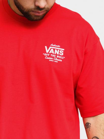 Футболка Vans Holder St Classic модель VN0A3HZFDS81 — фото 3 - INTERTOP