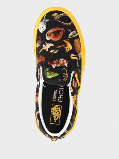Сліпони Vans Vans x National Geographic Classic Slip-On - фото