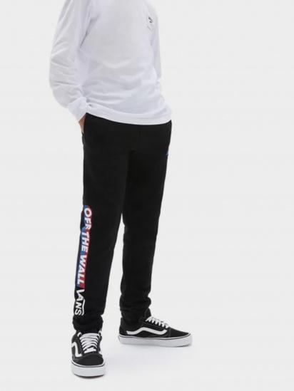 Спортивні штани Vans Easy Logo Fleece Pant модель VN0A5FMZBLK1 — фото - INTERTOP