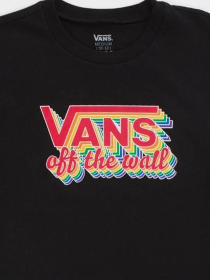 Футболка Vans Color Trip модель VN0A5I6FBLK1 — фото 3 - INTERTOP
