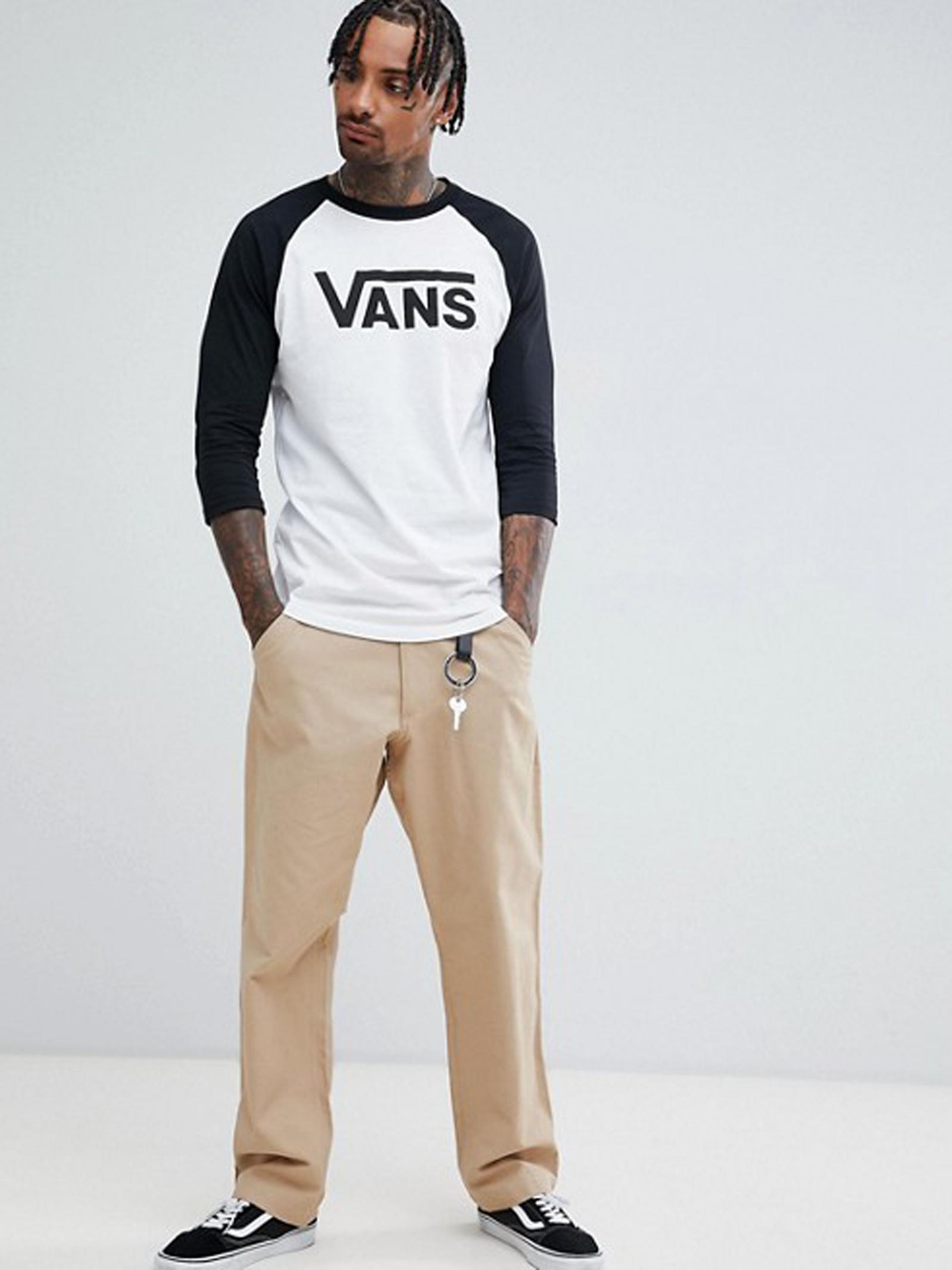 Кофты и свитера мужские Vans модель V2150 качество, 2017