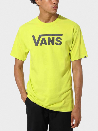 Футболка Vans CLASSIC модель VN000GGGYNC — фото - INTERTOP
