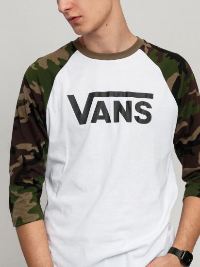 Кофты и свитера мужские Vans модель VN0002QQATA характеристики, 2017