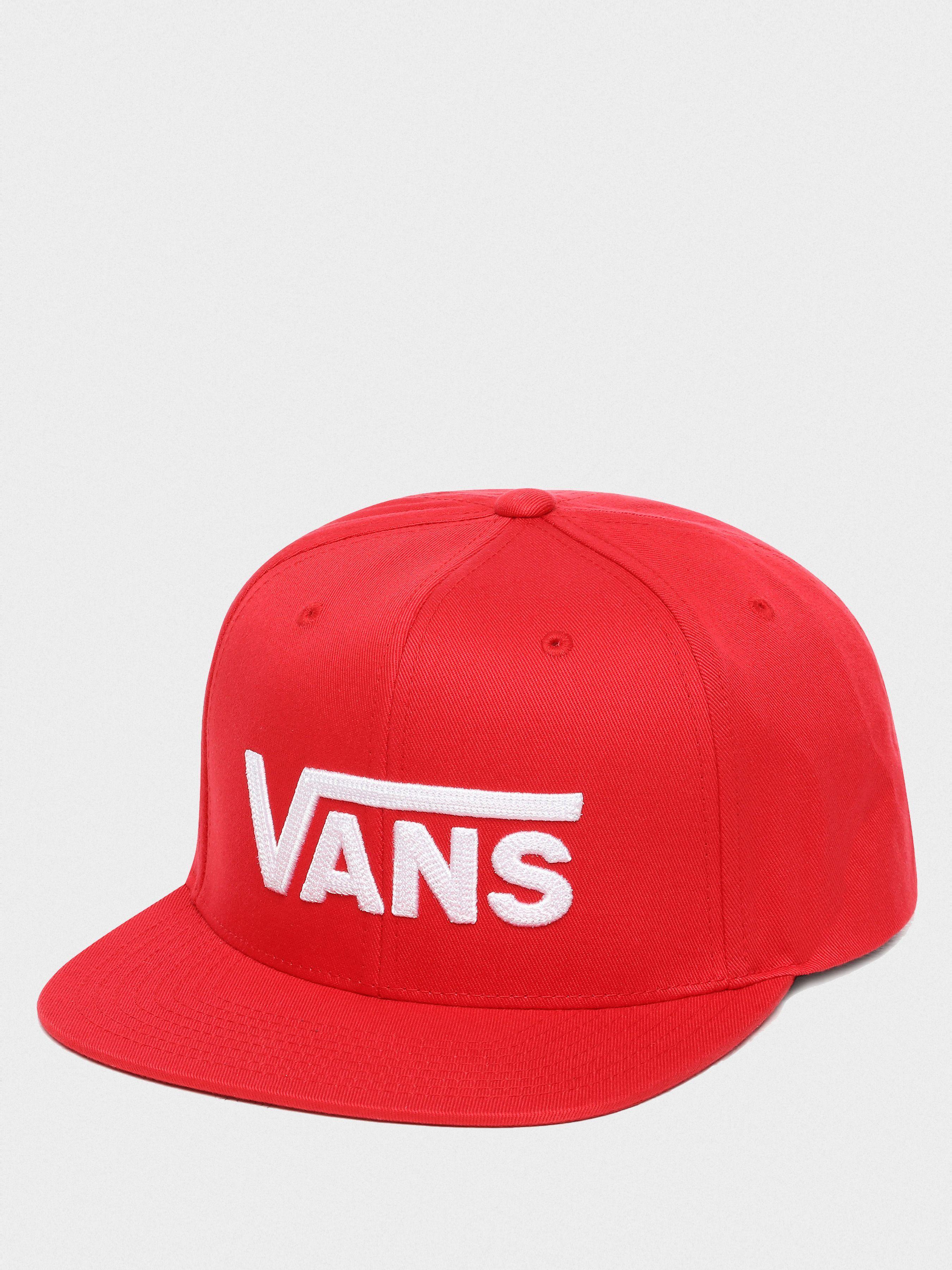 Купить Кепка мужские модель V2233, Vans, Красный