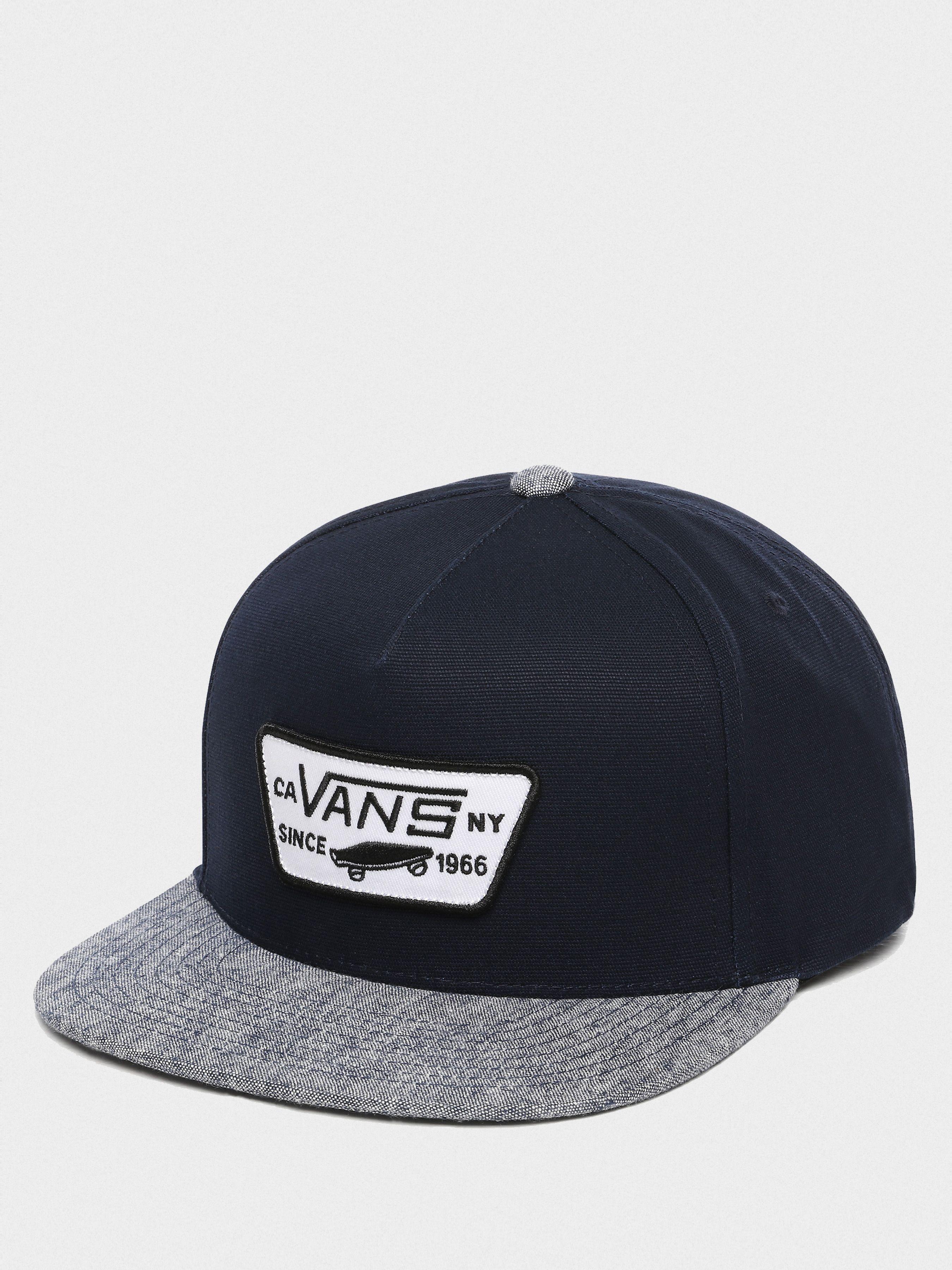 Купить Кепка мужские модель V2234, Vans, Синий