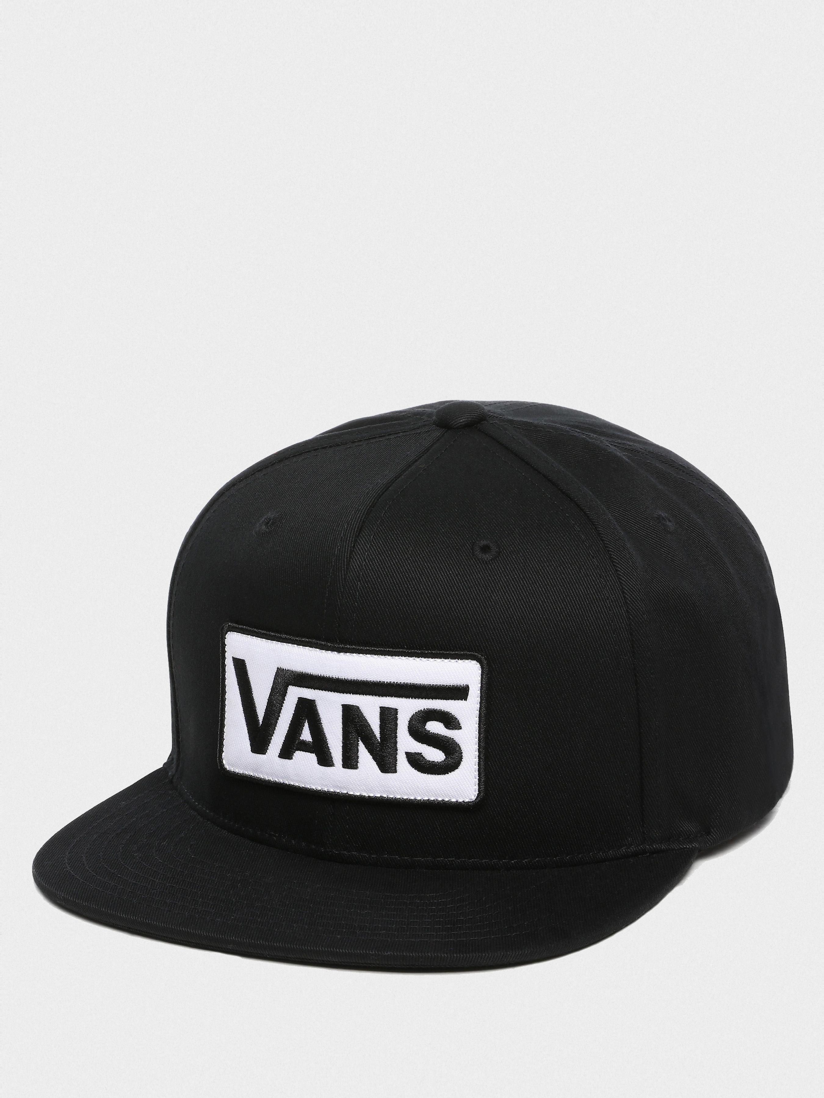 Купить Кепка мужские модель V2242, Vans, Черный